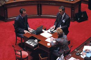 stenografi camera