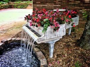 pianoforte garden