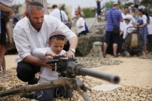 armi ai bambini